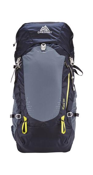 Gregory Zulu 35 - Mochilas trekking y senderismo - M azul
